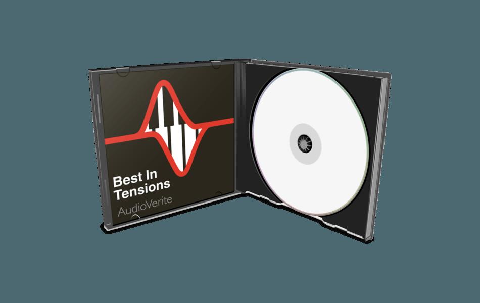 CD Case Open Blank