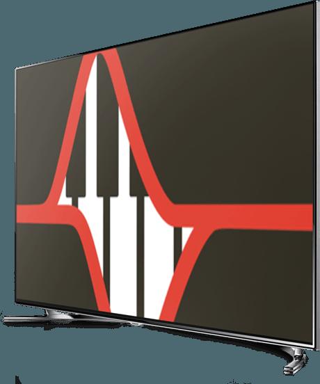 HD TV Left